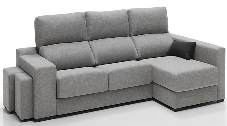 Sofa de tres plazas sof dekor for Sillones de 3 plazas baratos