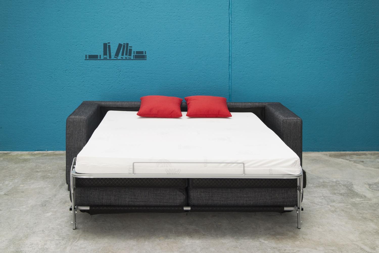 tres plazas cama abierto